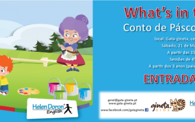 """Conto """"What's in the egg?"""""""