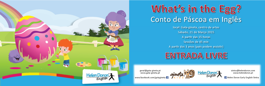 "Conto ""What's in the egg?"""