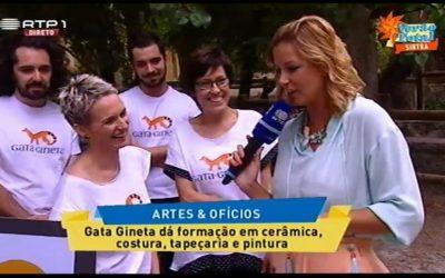 """""""Verão Total"""" com a Gata-Gineta"""